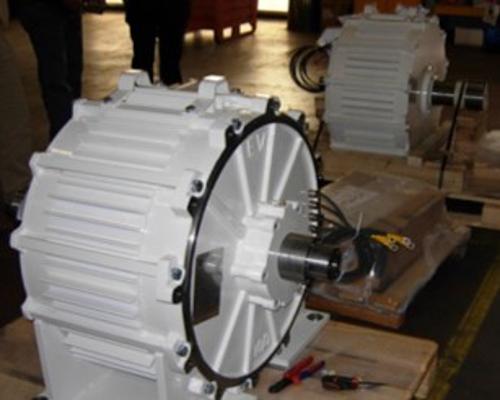 Turbina MIT Eliwind